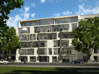 Image for promotion purposes. / 3d + post production by imagonauten, design by external architectural firm for Holtz Immobilien, Berlin