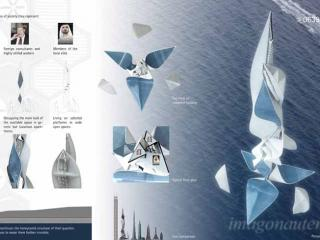 Evolo 2008 competition entry by imagonauten and pulse architects, London. / 3d, post production + layout by imagonauten.