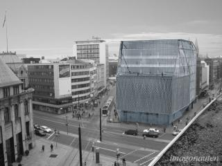 "Biennale entry ""Kaufhaus am Brill"" / 3d + post production by imagonauten, design by Barkow Leibinger Architekten, Berlin."