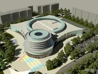 "Sales images - ""Shopping Center Tobolsk"" / 3d + post production by imagonauten, design by Architekturbüro Künzel, Gifhorn & Gieseking, Berlin."