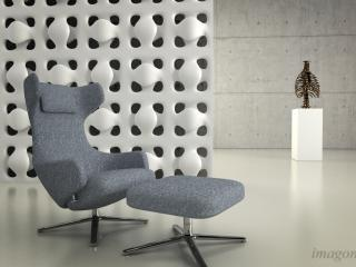 Furniture presentation - free project. 3d, rendering + post production by imagonauten.